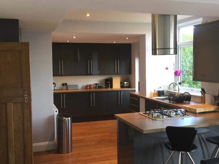 Crawshaw Road Sheffield Kitchen Renovation By Toro Renovations Ltd