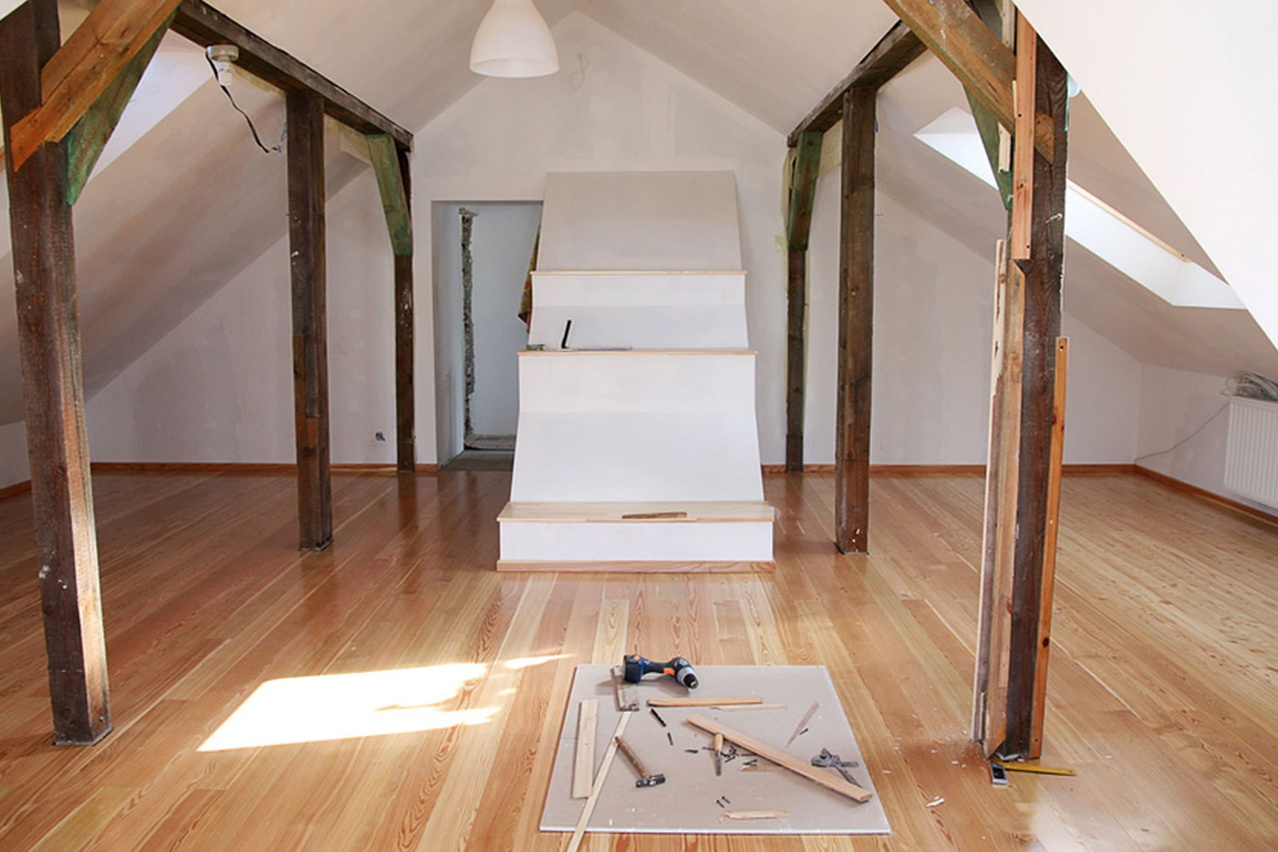 Bespoke loft conversions from Toro Renovations Ltd